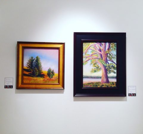 I'm in this Ridgefield Guild of Artists Show