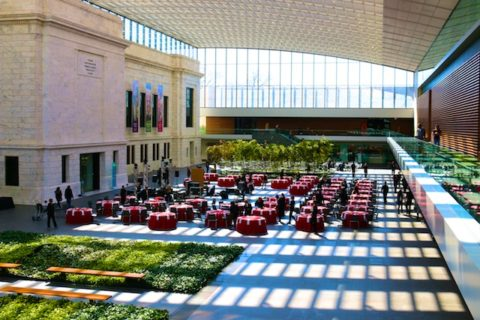 The Cleveland Art Museum