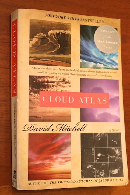 Cloud Atlas (Book Review)
