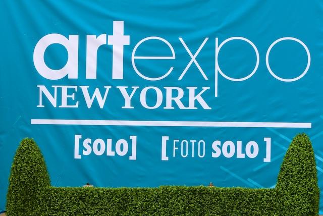 Art Expo New York 2017