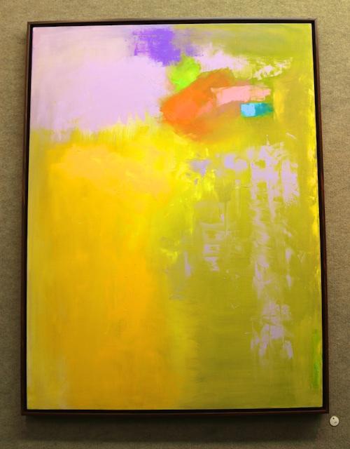 Soft Rain (oil) by Molly McDonald