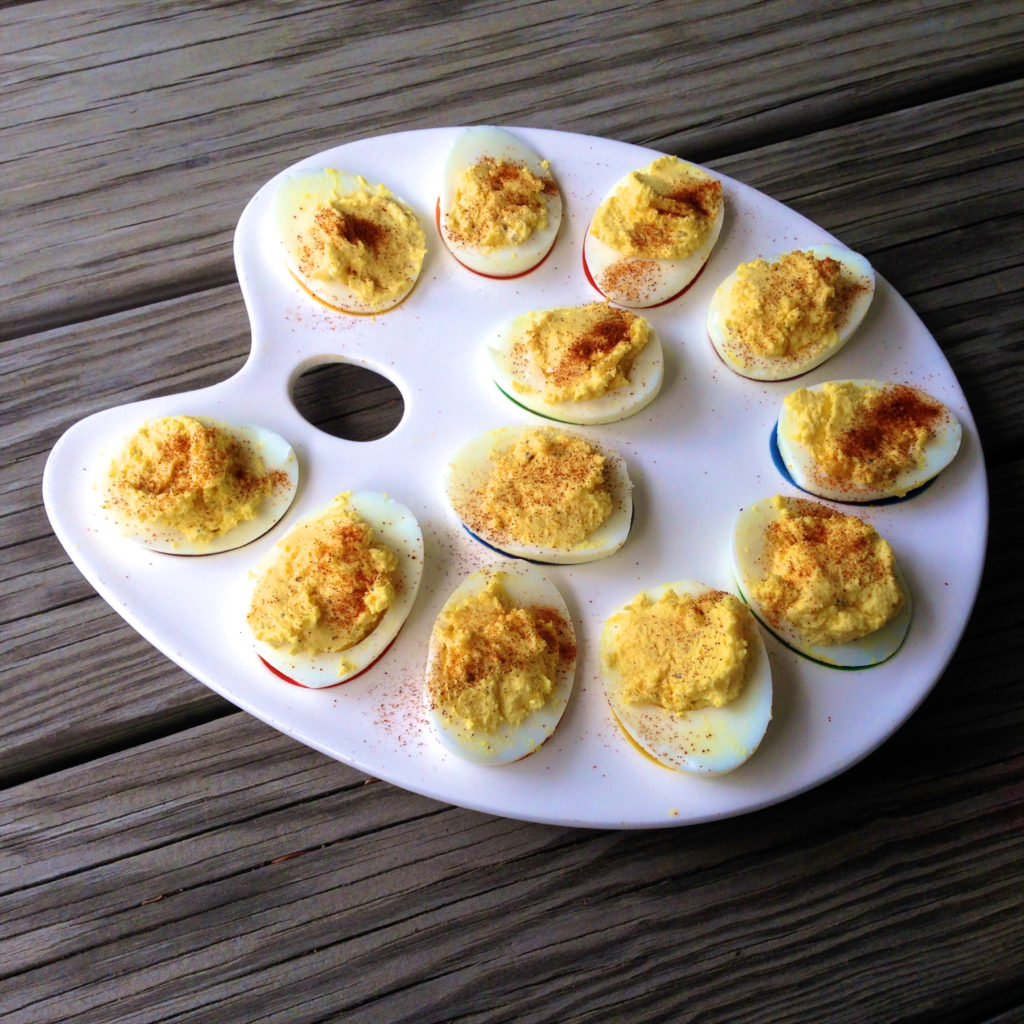 Deviled Eggs (Easy and Delicious Recipe)