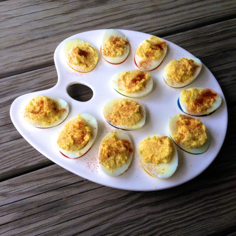 Deviled Eggs (Easy and Delicious Recipe)