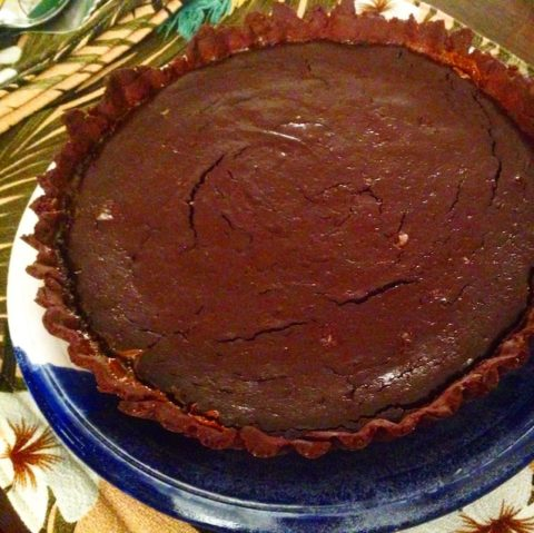 Dulce de Leche Chocolate Tart Recipe