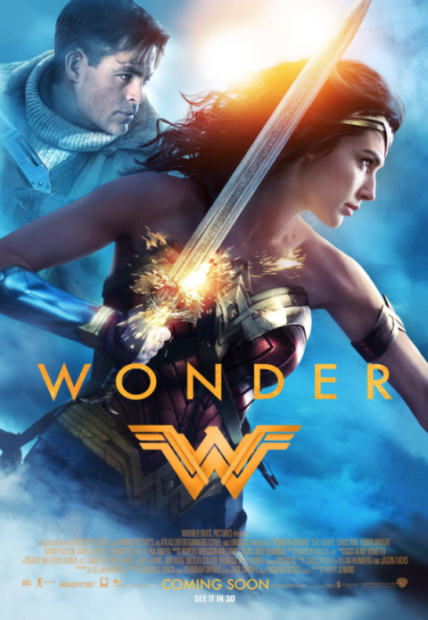 Wonder Woman (Movie Review)