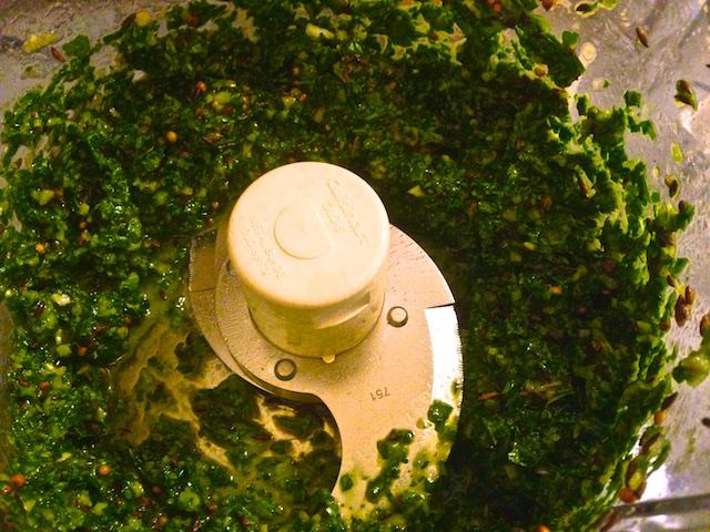 Green Harissa Recipe