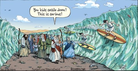 Lessons from Moses