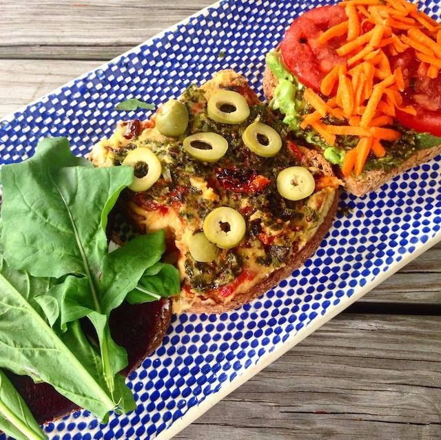 Vegetarian Sandwich Ideas