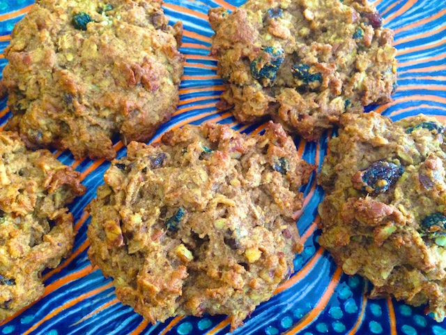 Vegan and Gluten-Free Breakfast Cookies