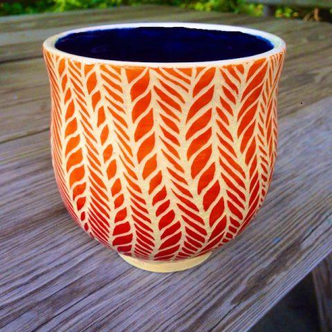Pottery by Polly Castor