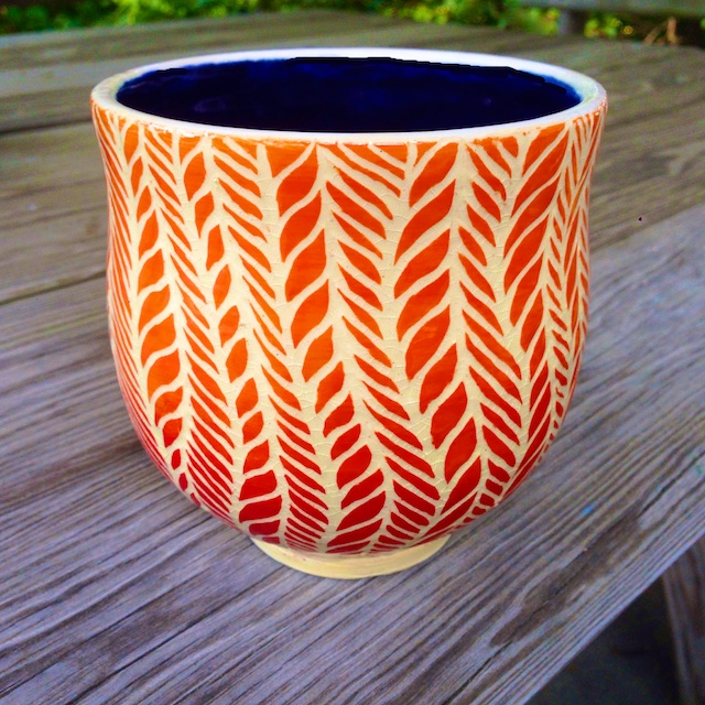 Pottery by Polly Castor
