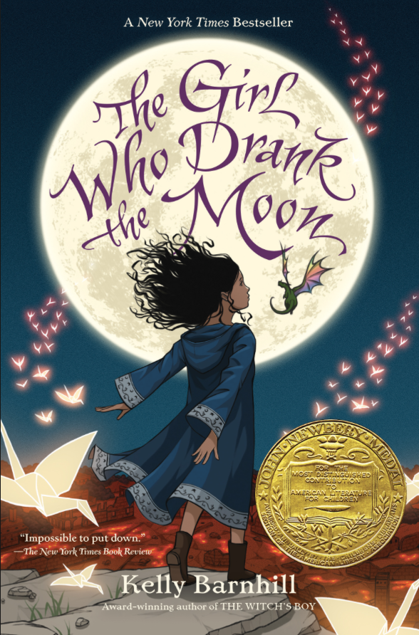 The Girl Who Drank the Moon (Book Review)