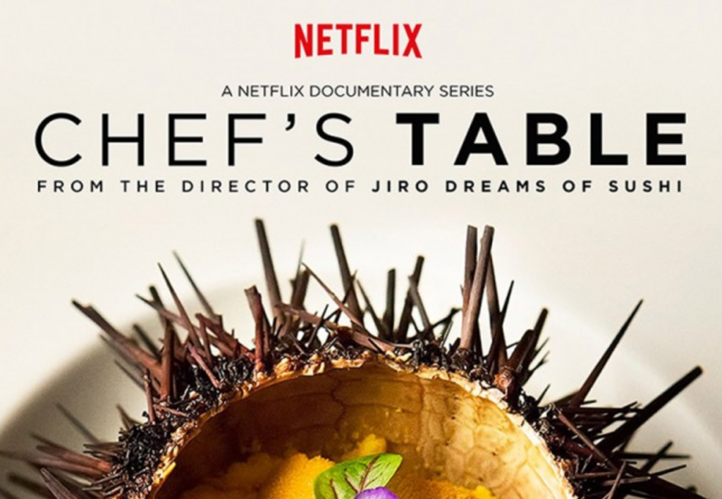 Chef's Table (Series on Netflix)