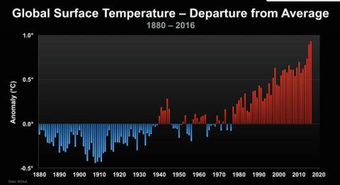 Environmental Data ( Bad and Good News)