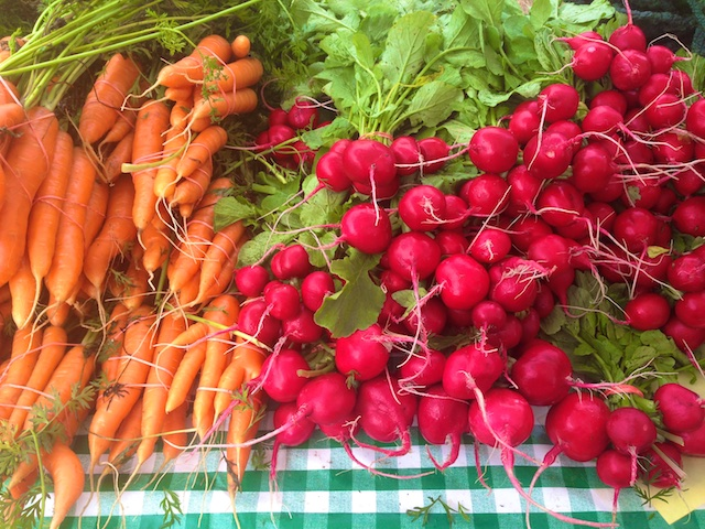 Photos of our Farmer's Market