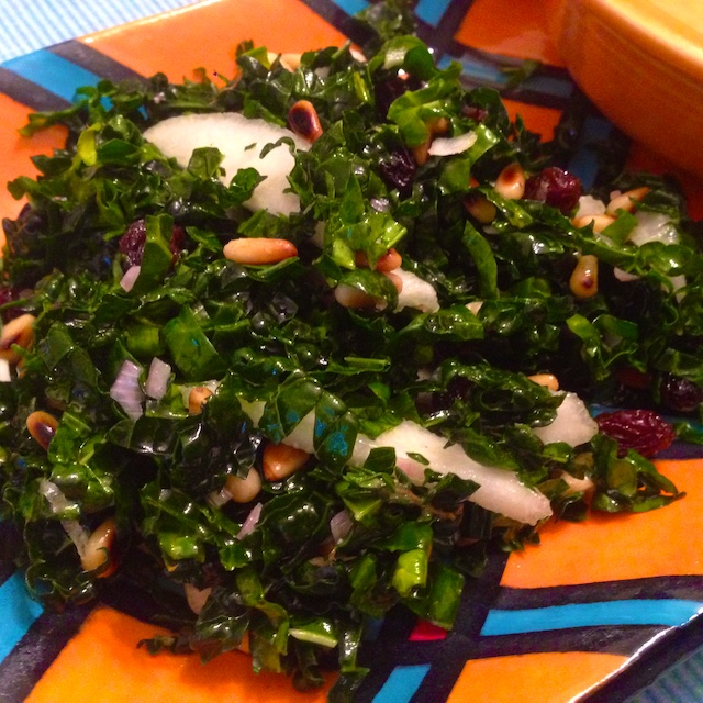 Best Raw Kale Salad Recipe