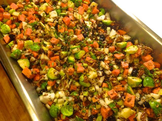Gluten-Free Stuffing Recipe for Thanksgiving