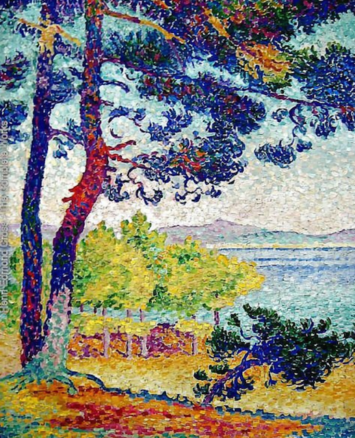 Featured Artist: Neo-Impressionist Henri Edmond Cross