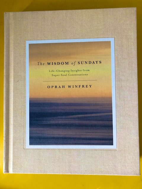 Wisdom of Sundays (Book Review)
