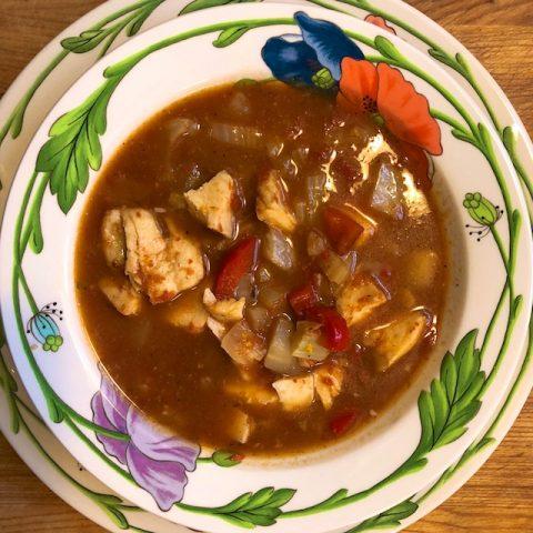 Fennel Tangerine Fish Soup (Cioppino Recipe)