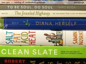 Books I Bought With My Christmas Gift Cards