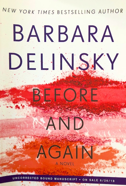 Before and Again (Book Review)