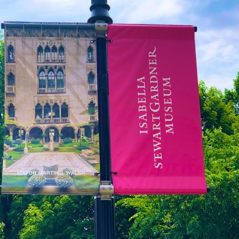 A Visit to the Isabella Gardner Museum