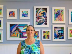 My Artwork and a Tasting Event at Loree's Kitchen