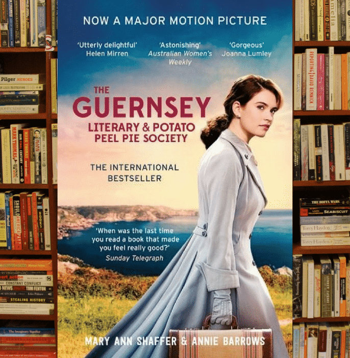 The Guernsey Literary and Potato Peel Pie Society (Movie Review)