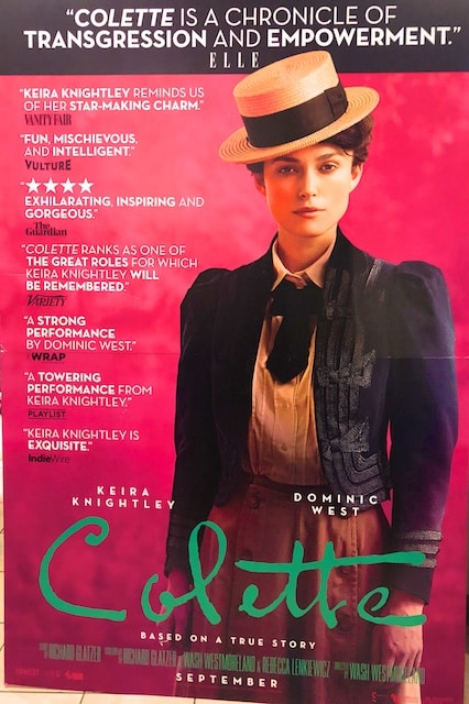 Colette (Movie Review)