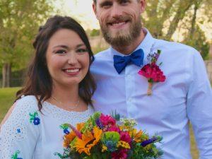 Photos of Derek and Kelsey's Wedding