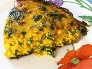 Veggie Pie Recipe with Butternut Squash, Kale, and Gluten-Free Crust