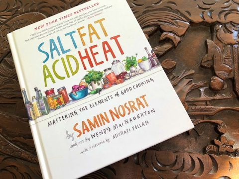 Salt Fat Acid Heat (Cookbook and Movie Review)