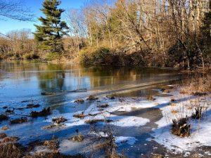 Photos of a Winter Weekend Walk