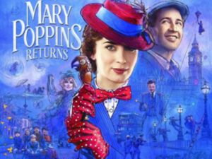 Mary Poppins Returns (Movie Review)