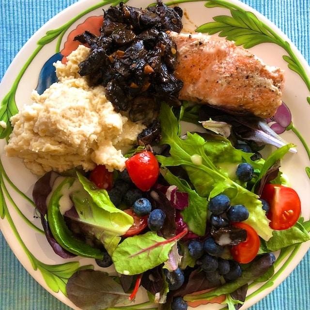 Celeriac, Cauliflower, Parsnip, and Bean Mash (Recipe)