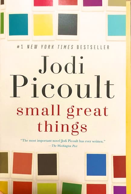 Small Great Things (Book Review)