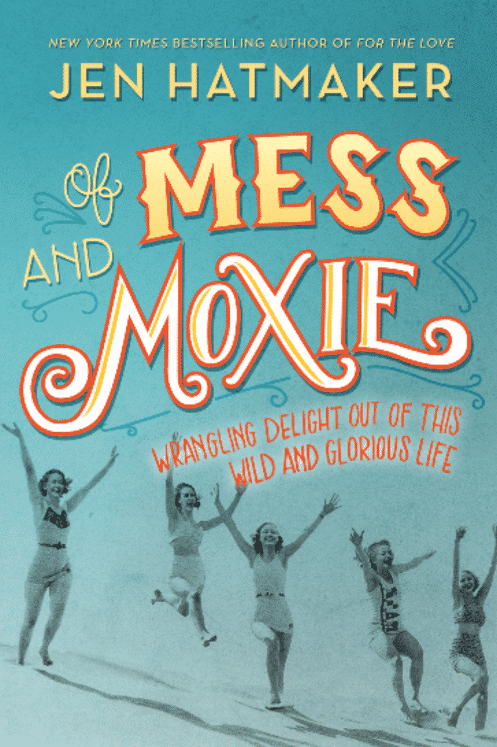 of Mess and Moxie book review