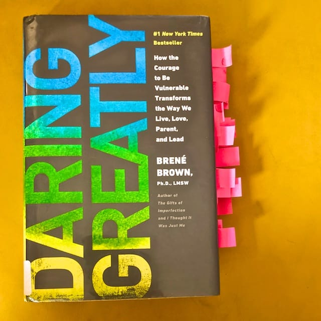 Daring Greatly Book review