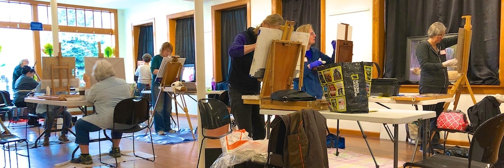 abstract art workshop,pastel workshops, abstract pastel workshops, Polly Castor Abstract Workshop, abstract painting workshop,