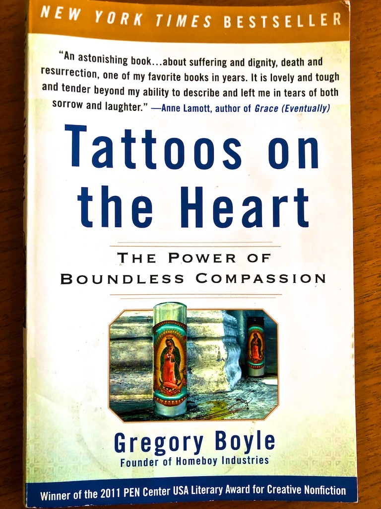 Tattoos on the Heart book review