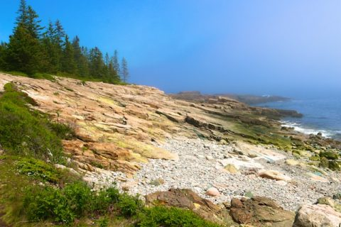 Schoodic Peninsula photos