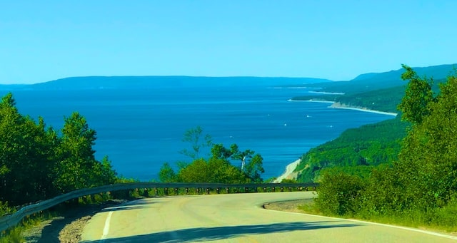 Photos of the Cabot Trail