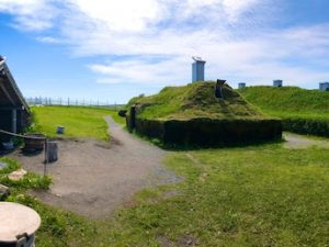 Day 21: Viking Settlement and Norse Swords