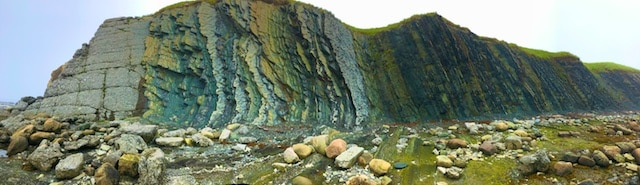 Green Point Geological Site