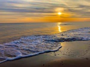 Day 26: Cavendish Beach at Sunrise