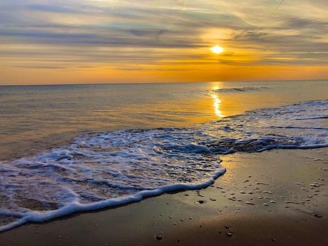 Cavendish Beach at Sunrise