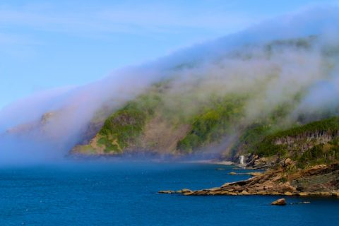 Meat cove Nova Scotia