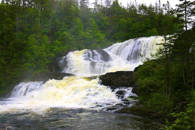 Baker's Brook Falls Trail