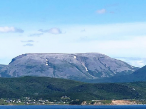 Day 18: Our Daughter Climbs Gros Morne Mountain
